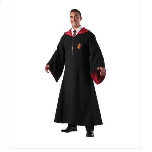 Other - New W/T Authentic Harry Potter Robe/Scarf 200Value